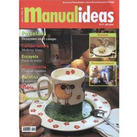 Revista Manualideas n15