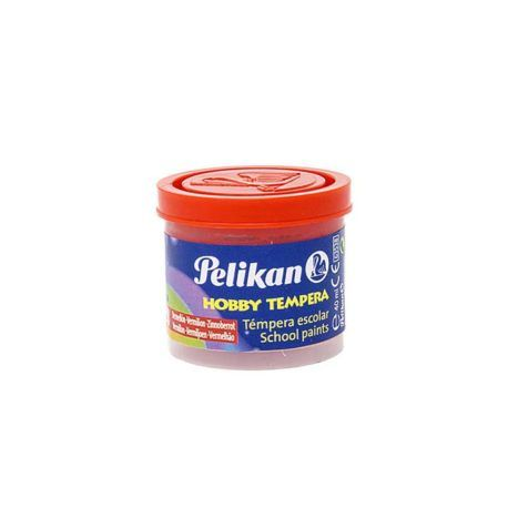 Témpera Hobby color Bermellón 40 ml