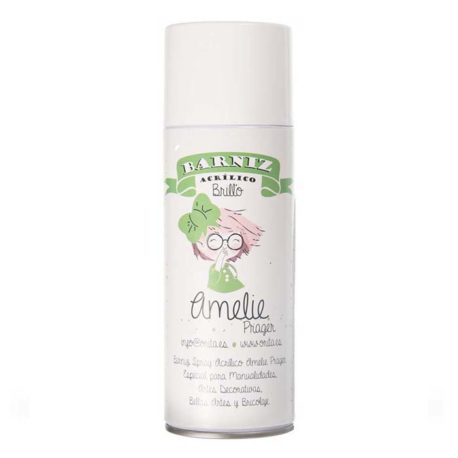 Barniz Spray Brillo Amelie 400 ml