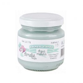 Chalk Paint Agua Marina Amelie 120ml
