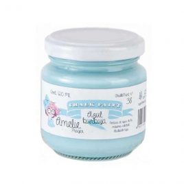 Chalk Paint Azul Burbuja Amelie 120ml