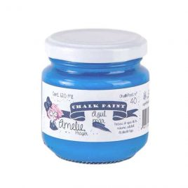 Chalk Paint Azul Mar Amelie 120ml