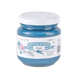Chalk Paint Azul Prusiano Amelie 120ml