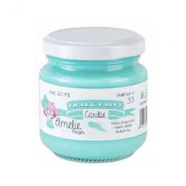 Chalk Paint Caribe Amelie 120ml