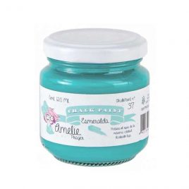 Chalk Paint Esmeralda Amelie 120ml