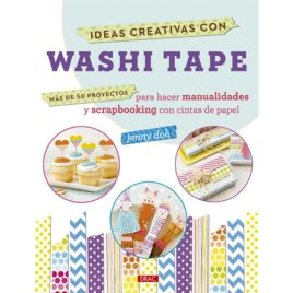 Ideas Creativas con Washi Tape