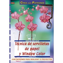 Servilletas de Papel y Window Color