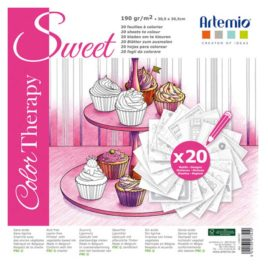 Artemio Color Therapy Sweets