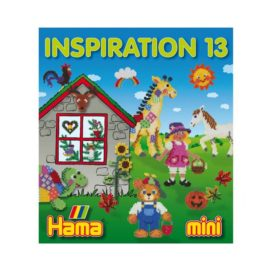 Libro Hama Beads Inspiration nº13 (Mini)