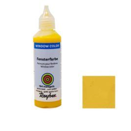 Window Color Easy Paint Amarillo 80ml