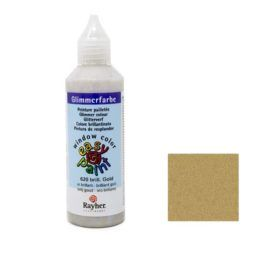Window Color Easy Paint Glitter Oro 80ml