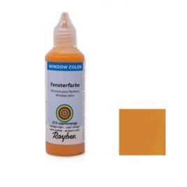 Window Color Easy Paint Naranja 80ml