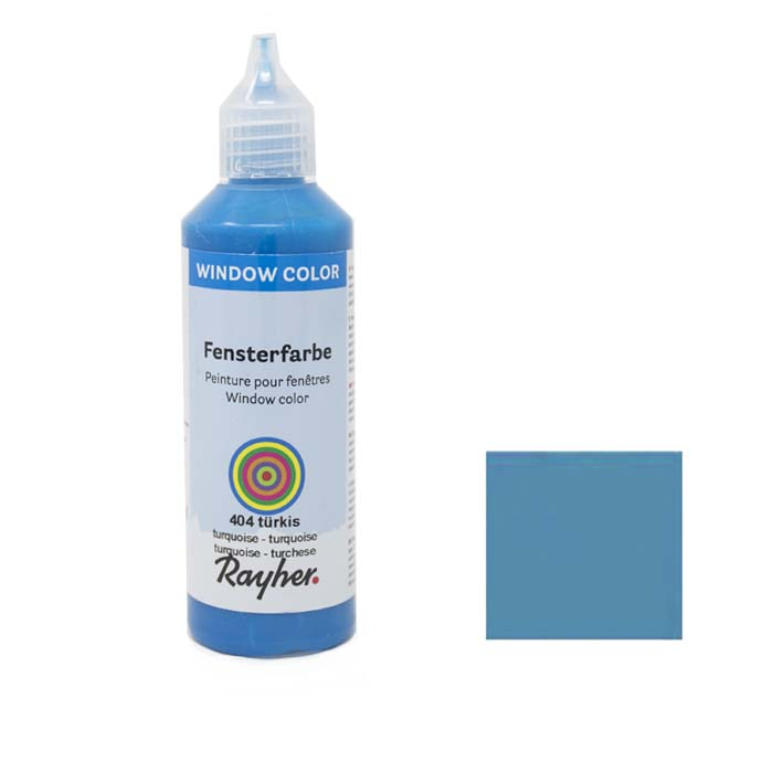 Window Color Easy Paint Turquesa 80ml