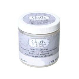 Medium para Transfer Chalky Finish 236 ml