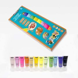 Arti Stick Autoadhesivos 20ml 12 colores
