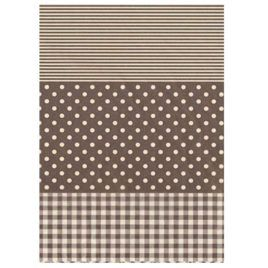 Papel Decopatch 30x40 nº487