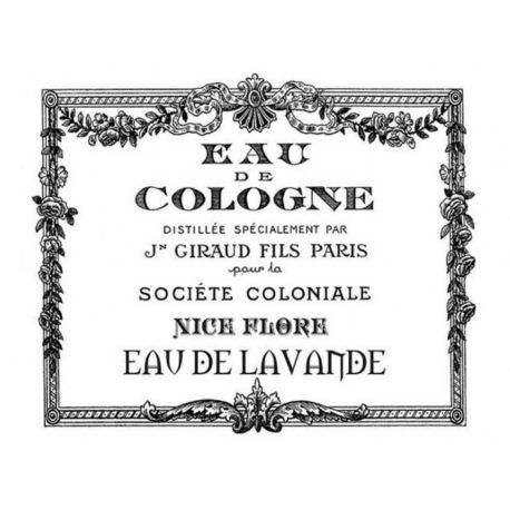 Transfer Home Decor 25x35cm Eau de Cologne