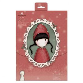 Pack Scrapbooking Christmas Gorjuss A4