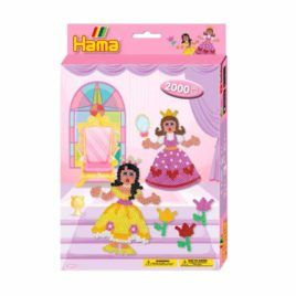 Caja regalo Hama Beads Princesas