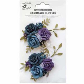 Flores de Papel Arion Purple Passion
