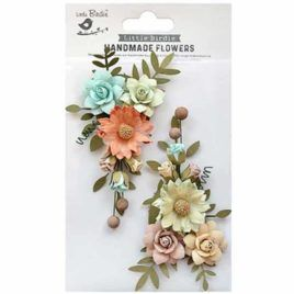 Flores de Papel Fairy Rosa Woodland Stories