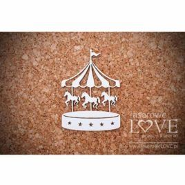 Chipboard Carousel