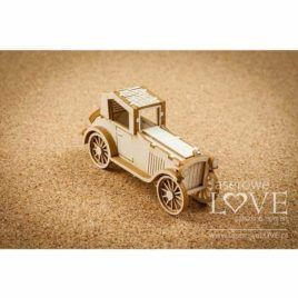 Chipboard Automobile 3D