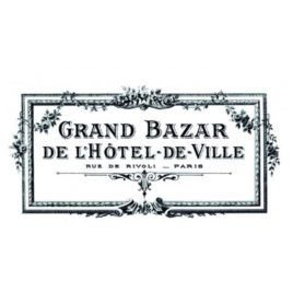 Transfer Home Decor 25x35cm Grand Bazar