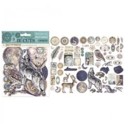 Die Cuts Cosmos Stamperia