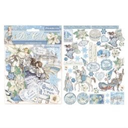 Die Cuts Winter Tales Stamperia