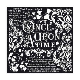 Plantilla Once Upon a Time 30x30