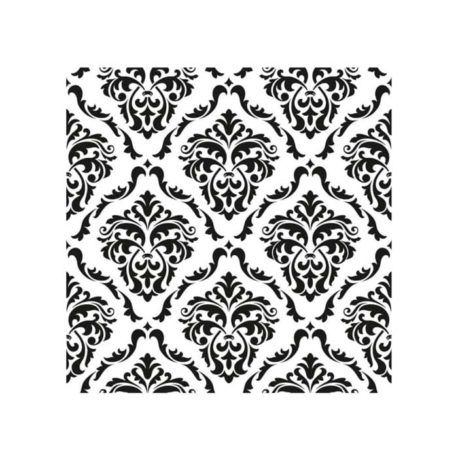 Stencil Home Decor Midi 25x25 cm